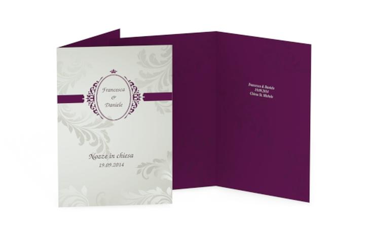 Libro messa matrimonio collezione Farfa DIN A5 geklappt