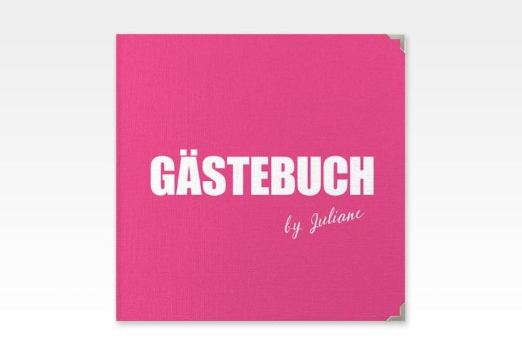 "Gästebuch Selection Geburtstag ""Zig"" Hardcover pink"
