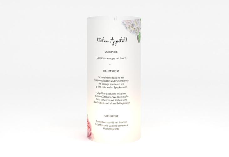 """Windlicht Menü Hochzeit """"Primavera"""" Windlicht"""