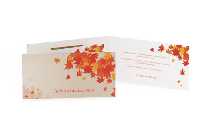 Inviti matrimonio collezione Prato DIN lang Klappkarte
