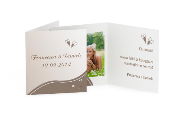 Biglietti Bomboniera matrimonio collezione Taranto Geschenkanhänger 10er Set