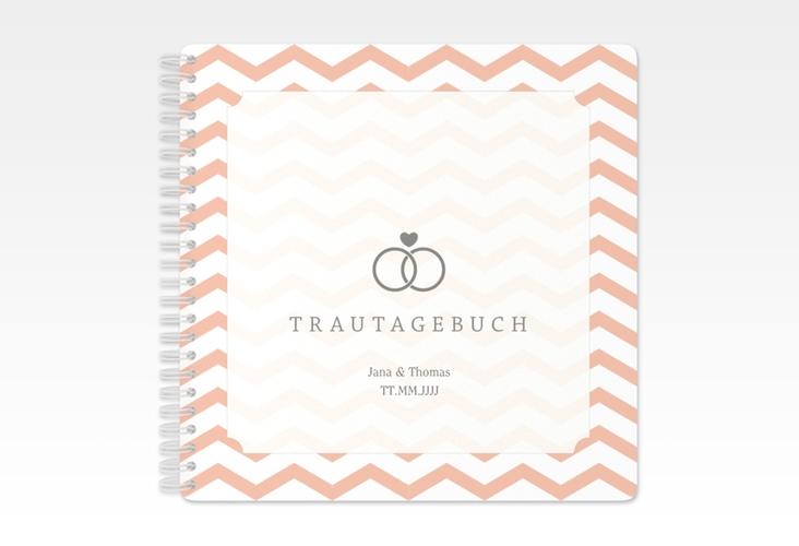 """Trautagebuch Hochzeit """"Avery"""" Trautagebuch Hochzeit weiss"""