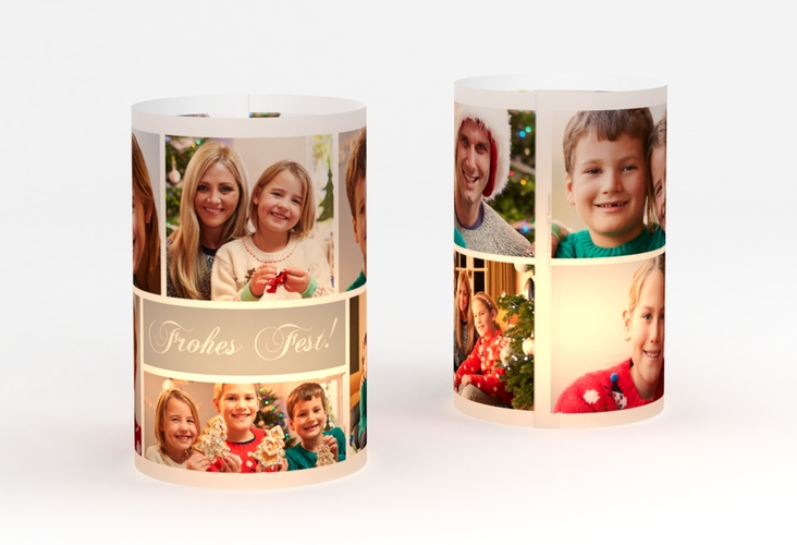 """Windlicht Weihnachten """"Images"""" Windlicht"""