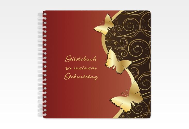"Gästebuch Geburtstag ""Sarah"" Ringbindung"