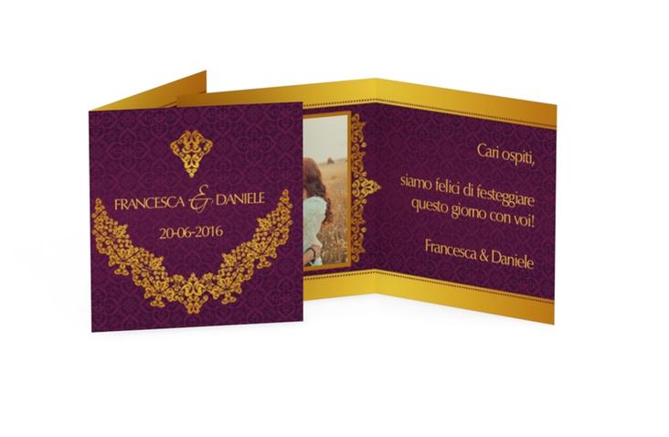 Biglietti Bomboniera matrimonio collezione Istanbul Geschenkanhänger 10er Set