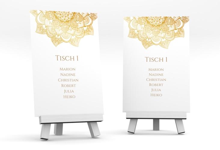 """Tischaufsteller Hochzeit """"Delight"""" Tischaufsteller"""