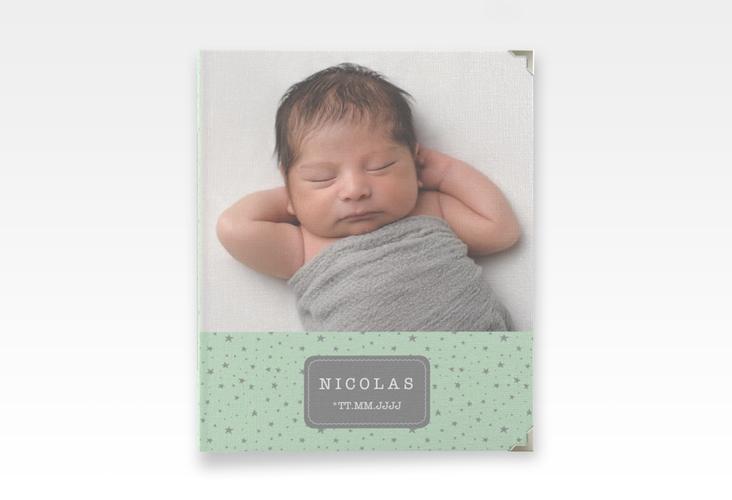 """Baby Fotoalbum """"Sternchen"""" 21 x 25 cm"""