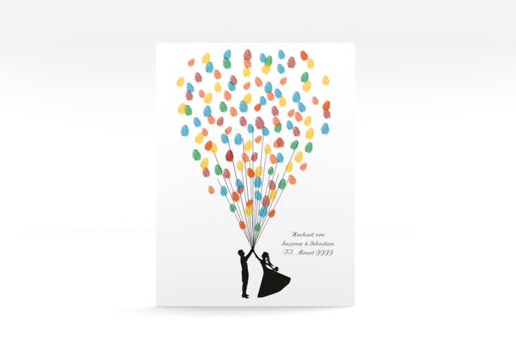 Wedding Tree – Ballons Beatrice bis zu 80 Gäste 30x40 cm 30 x 40 cm