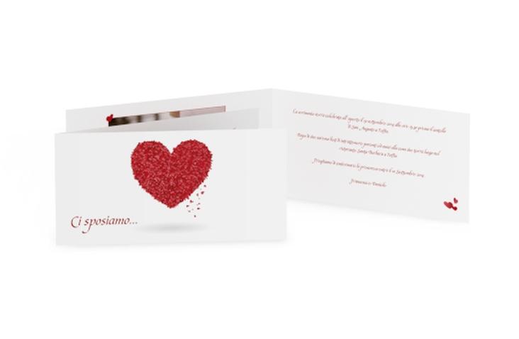 Inviti matrimonio collezione Colonia DIN lang Klappkarte