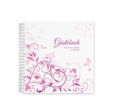 """Gästebuch Hochzeit """"Lilly"""""""