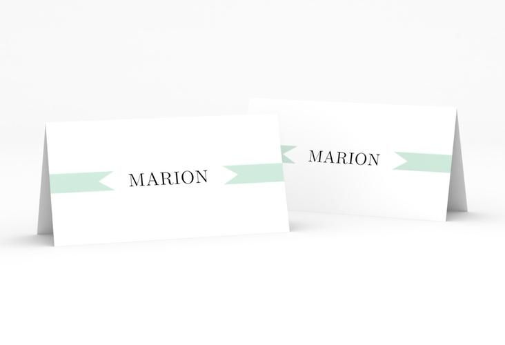 """Tischkarte Hochzeit """"Tender"""" Tischkarten"""