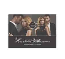 """Willkommensschild Hochzeit """"Elegancy"""""""