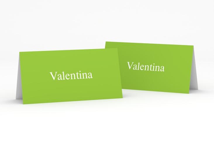 """Tischkarte Hochzeit """"Classic"""" Tischkarten"""