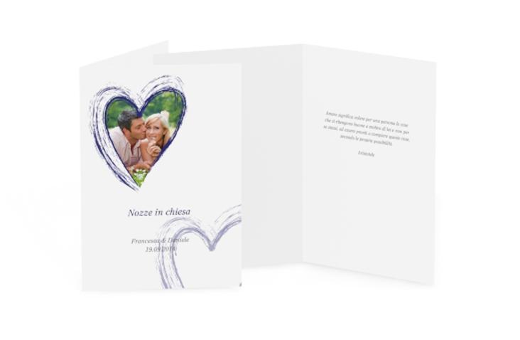 Libro messa matrimonio collezione Tolone DIN A5 geklappt