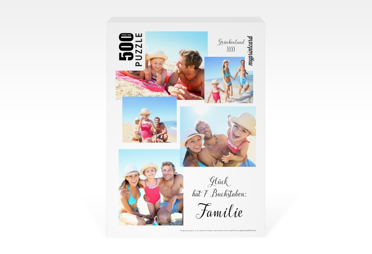 """Fotopuzzle 500 Teile """"Sommertag"""" 500 Teile"""