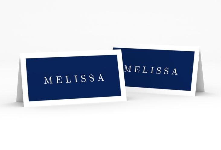 """Tischkarte Hochzeit """"Simply"""" Tischkarten"""