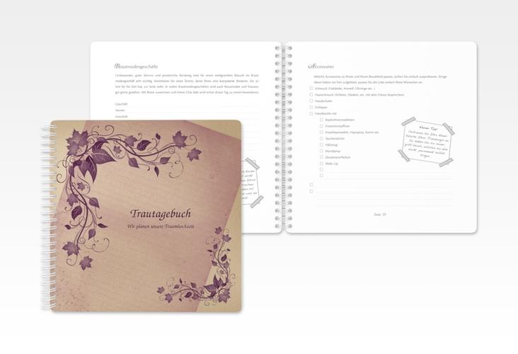 """Trautagebuch Hochzeit """"Erfurt"""" Trautagebuch Hochzeit"""