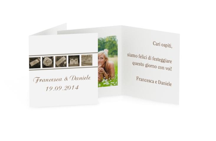 Biglietti Bomboniera matrimonio collezione Valencia Geschenkanhänger 10er Set