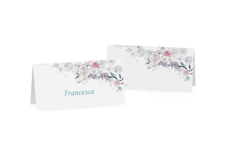 Segnaposti matrimonio collezione Perugia Tischkarten