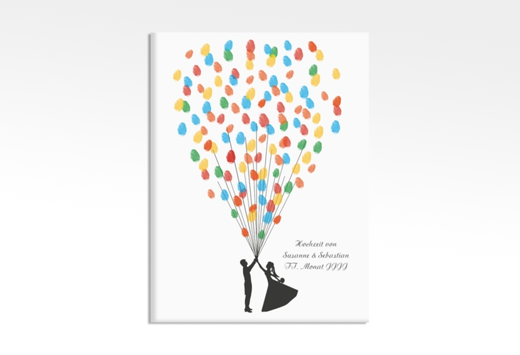 Wedding Tree – Ballons Beatrice bis 80 Gäste 30x40 cm 30 x 40 cm