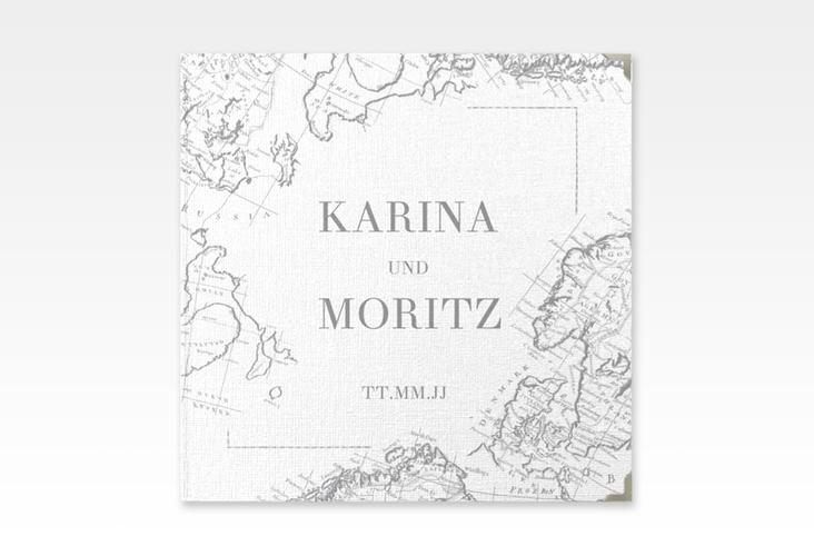 """Gästebuch Selection Hochzeit """"Voyage"""" Hardcover"""