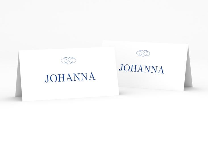 """Tischkarte Hochzeit """"Infinity"""" Tischkarten"""