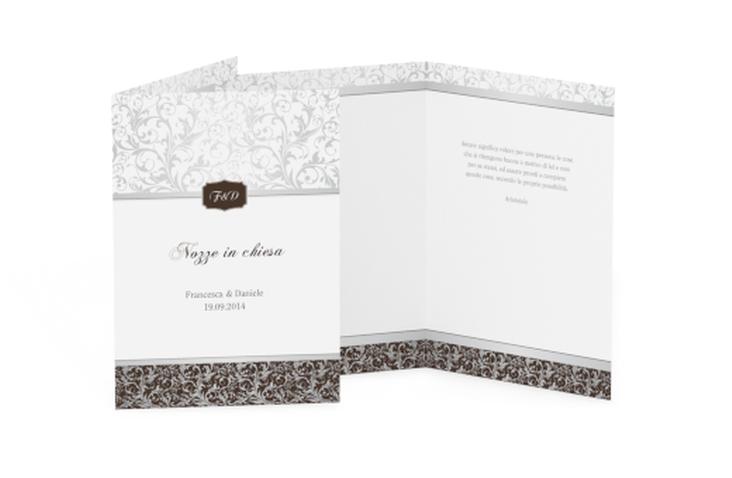 Libro messa matrimonio collezione Latina DIN A5 geklappt