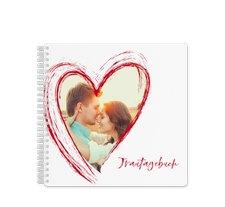 """Trautagebuch Hochzeit """"Liebe"""""""