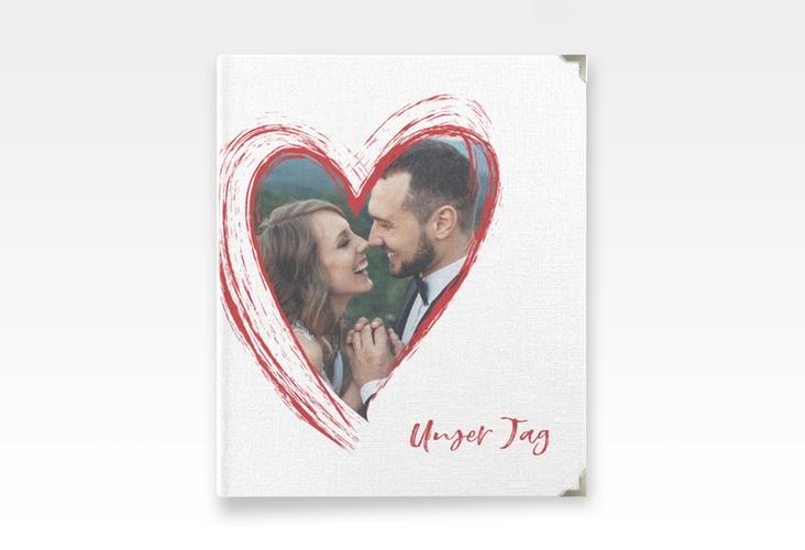 """Hochzeitsalbum """"Liebe"""" 21 x 25 cm"""