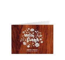 """Danksagungskarte Hochzeit """"Buttercup"""""""