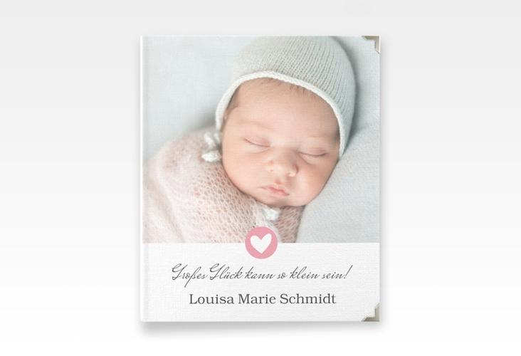 """Baby Fotoalbum """"Herzenswunsch"""" 21 x 25 cm"""