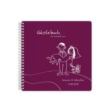 """Gästebuch Hochzeit """"Pisa"""""""