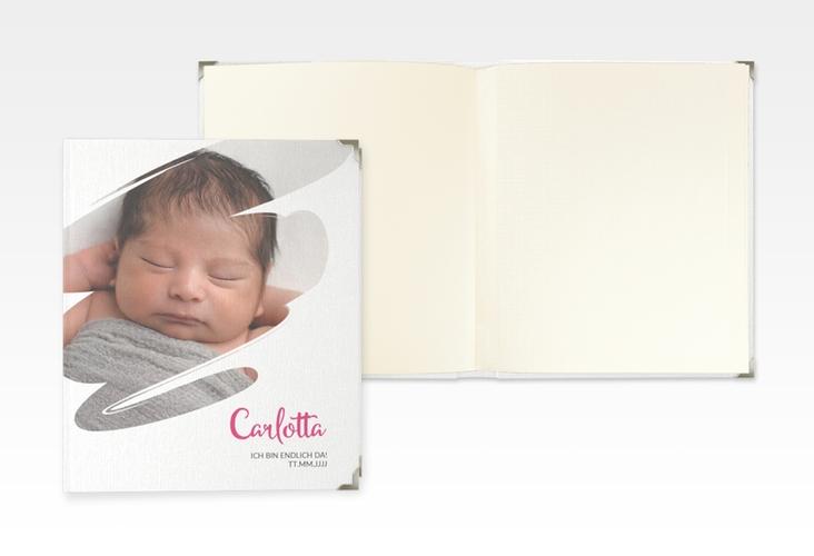 "Baby Fotoalbum ""Wunder"" 21 x 25 cm"