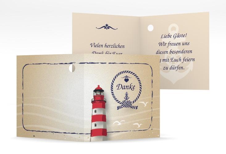 """Geschenkanhänger Hochzeit """"Sylt"""" Geschenkanhänger 10er Set"""
