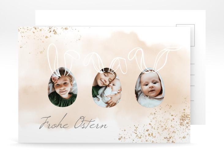"Osterkarte ""Osterfest"" A6 Postkarte"