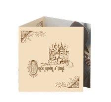 """Danksagungskarte Hochzeit """"Storybook"""""""