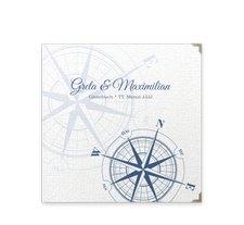 "Gästebuch Selection Hochzeit ""Windrose"""