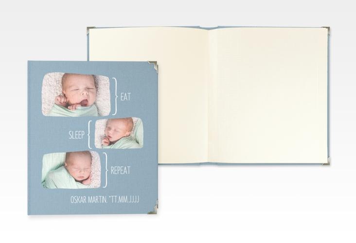 """Baby Fotoalbum """"Sleepy"""" 21 x 25 cm"""
