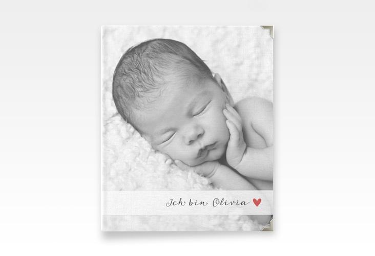 """Baby Fotoalbum """"Zauberhaft"""" 21 x 25 cm"""