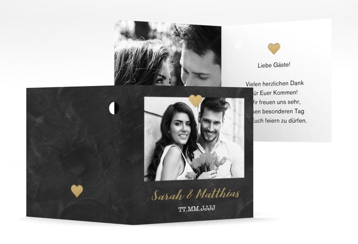 """Geschenkanhänger Hochzeit """"Sparkly"""" Geschenkanhänger 10er Set gold"""