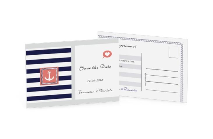 Biglietti Save the Date collezione Lecce A6 Postkarte
