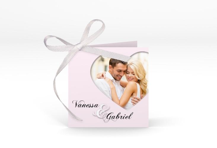 """Geschenkanhänger Hochzeit """"Sweetheart"""" Geschenkanhänger 10er Set rosa"""