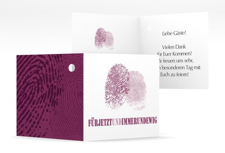 "Geschenkanhänger Hochzeit ""Messina"" Geschenkanhänger 10er Set"
