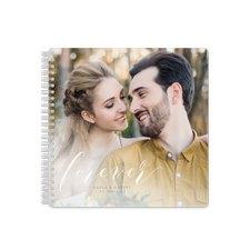 """Gästebuch Hochzeit """"Promise"""""""