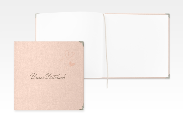 "Gästebuch Selection Hochzeit ""Purity"" Hardcover"