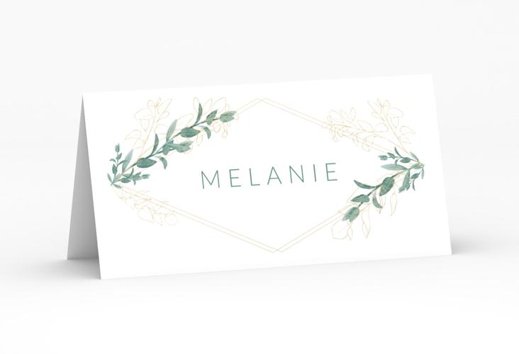 """Tischkarte Hochzeit """"Verde"""" Tischkarten"""