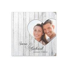 """Gästebuch Selection Hochzeit """"Herz"""""""