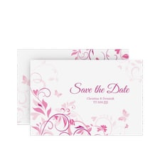 """Save the Date-Karte """"Lilly"""""""