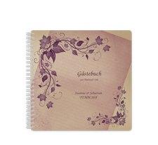 """Gästebuch Hochzeit """"Erfurt"""""""