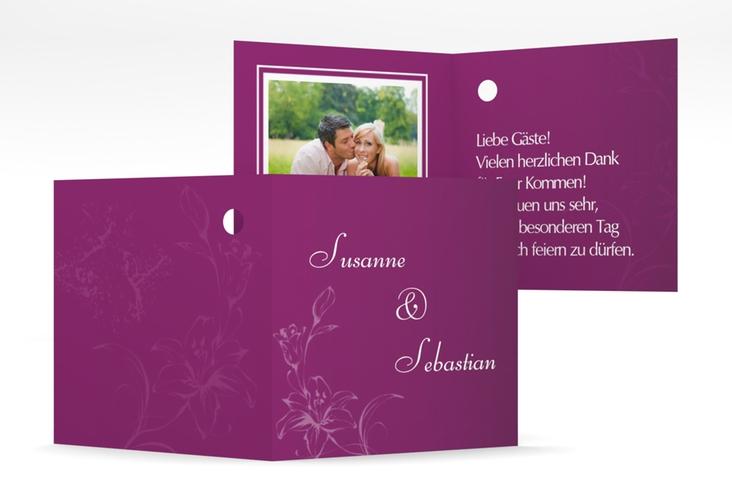 """Geschenkanhänger Hochzeit """"Lille"""" Geschenkanhänger 10er Set"""
